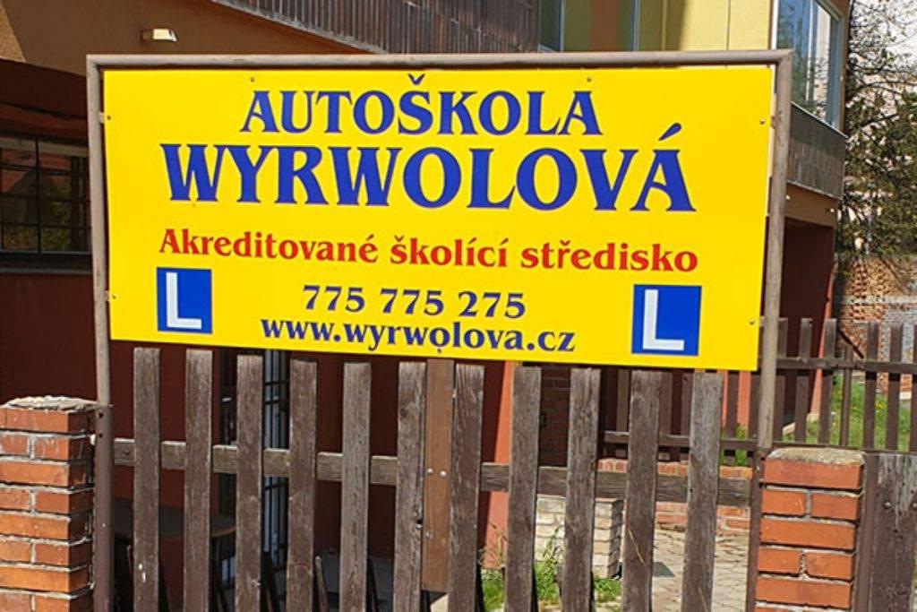 Pobočka Stodůlky | Autoškola Wyrwolová | Praha
